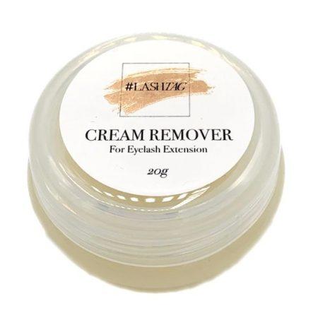 cream remover lashtag